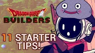 11 Starter Tips – Dragon Quest Builders