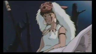 Princess Mononoke original trailer Japanese もののけ姫