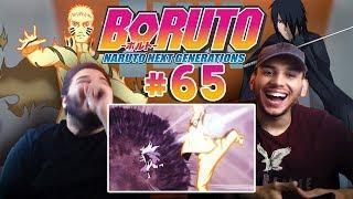 "REACTION | ""Boruto Episode 65"" – BEST ANIME FIGHT EVER"