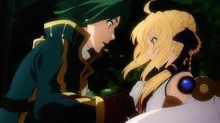 Record of Grancrest War Trailer