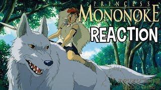 Princess Mononoke Reaction …Journey To Lift The Curse