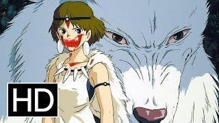 Princess Mononoke – Official Trailer