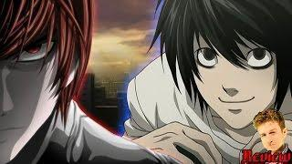 Death Note – WORTH THE HYPE? – Anime Review #57
