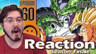 DragonBall Z Abridged Ep. 60 Part 3 (Season Finale):#Reaction #AirierReacts