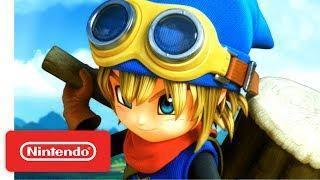 Dragon Quest Builders Launch Trailer – Nintendo Switch