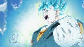 OFFICIAL Super Dragon Ball Heroes Anime Trailer[SSB Vegito,SSJ4 VS SSB,Fu]