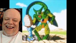"REACTION VIDEO | ""DragonBall Z Abridged #60, Part 3"" – His Way Indeed!  ?"