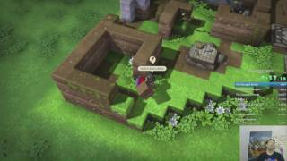 Dragon Quest Builders speedrun PB/WR – 6:22:33