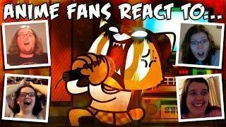 RAGING KARAOKE!!!! – Anime Fans React to Aggretsuko