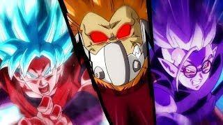 Super Dragon Ball Heroes「AMV」- Control