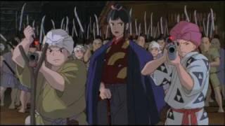 Miyazaki – Princess Mononoke Long Promo