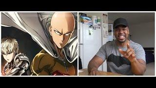 One Punch Man REVIEW!!!