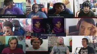 Hanebado! Episode 2 Reaction Mashup