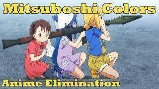 Mitsuboshi Colors – Anime Elimination