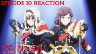 Shoujo Kageki Revue Starlight Episode 10 Reaction: Double Battle