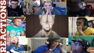 My Hero Academia Season 3 Episode 24 Reactions Mashup