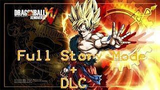Dragon Ball Xenoverse: Full Story Mode + DLC Included【60FPS 720P】