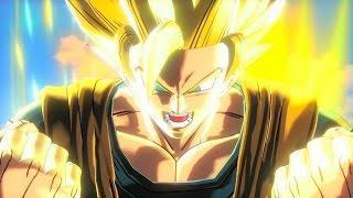 Dragon Ball: Xenoverse Extended Cut Trailer – TGS 2014