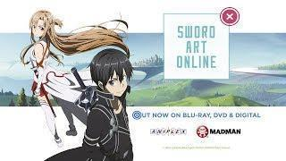 Sword Art Online – Official Trailer