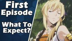 What to Expect: Record of Grancrest War Episode 1 Impressions