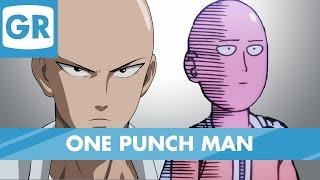 GR Anime Review: One Punch Man