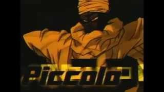 Toonami DBZ character promos complete
