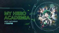 Toonami – My Hero Academia: Episode 10 Promo (HD 1080p)