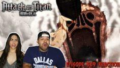 THE END OF ROD REISS?! Attack On Titan Season 3 Episode 9 REACTION!!!