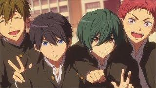Free! : Dive To The Future《AMV》- You're Gonna Go Far Kids