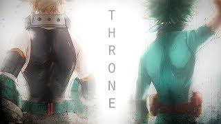 Boku no Hero Academia [AMV] – Throne