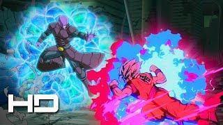 Dragon Ball FighterZ – SSBK Goku VS Hit Gameplay 1080p HD60