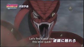 Boruto Episode 76 Preview English Sub! Sacred Dragon Snake