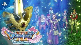 "Dragon Quest XI – ""A Legend Reborn"" Launch Trailer 