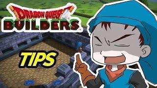 A few tips for Terra Incognita – Dragon Quest Builders