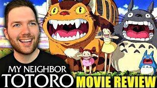 My Neighbor Totoro – Movie Review