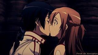 Sword Art Online – Kirito and Asuna – Wait for you「AMV」