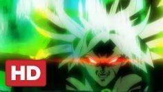 Dragon Ball Super: Broly Movie Trailer (English Dub Reveal) Exclusive – Comic Con 2018