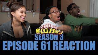 RUN MY REMATCH! | My Hero Academia Season 3 Ep 23 Reaction