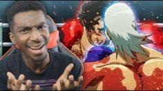 WTF WAS THAT ENDING!? Megalo Box Final Fight LIVE REACTION Rant!