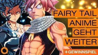 Lizenziert: Highschool DxD 4 & My Hero Academia 3│Neuer Fairy Tail Anime – Ninotaku Anime News# 143