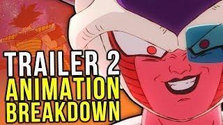 TRAILER 2 ANIMATION BREAKDOWN – Dragon Ball Super Broly