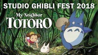 My Neighbor Totoro – Studio Ghibli Fest 2018 Trailer [In Theaters September 2018]