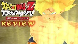 DragonBall Z Budokai HD Collection Review [Budokai 1 and Budokai 3 Remake]
