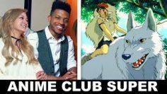 Princess Mononoke REVIEW | Anime Club SUPER