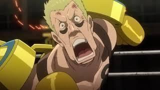 Reveal Trailer   Megalo Box Anime