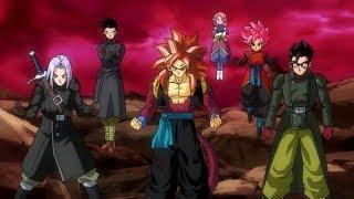 Dragon Ball Heroes:All  Animated Cutscenes/Openings[2010-2017]