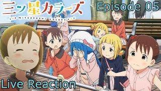 Mitsuboshi Colors Episode 5 Live Reaction (Re-upload)