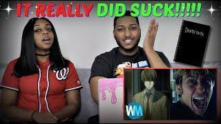 Top 10 DUMBEST Changes in Netflix's Death Note (2017) REACTION!!!!