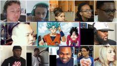 Goku Ssj4 Vs Ssj Blue Dragon Ball Heroes Episode 1 Reaction Mashup…!