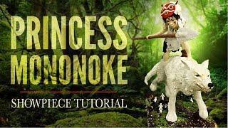 Princess Mononoke Showpiece Tutorial Promo